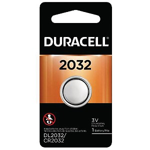 Duracell 3V Lithium Coin Cell -1 Pack