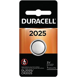Duracell 3V Lithium Coin Cell - 1 Pack