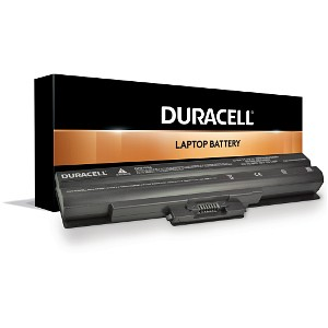 Duracell replacement for Sony VGN-NW20 Battery