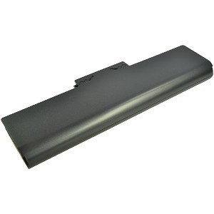 Vaio VGN-FW93XS Battery (6 Cells)