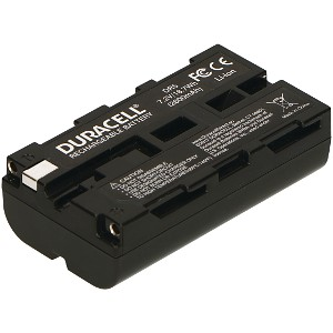 NPF550 Battery (2 Cells)