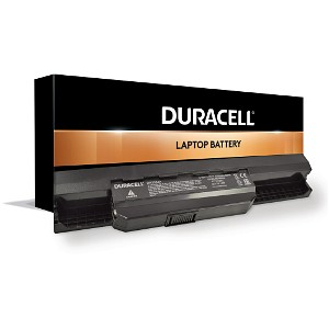 Duracell replacement for Asus 07G016H31875 Battery