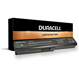 Duracell replacement for Toshiba PA3817 Battery