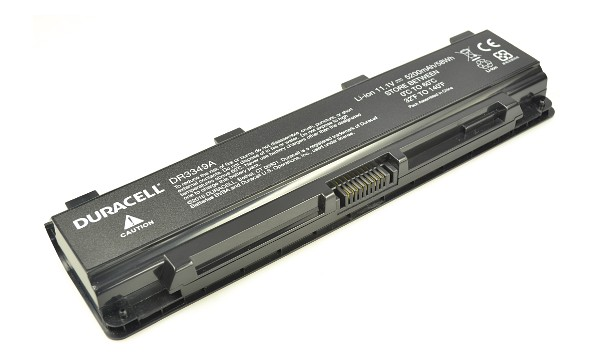 Satellite C875-14W Battery (6 Cells)