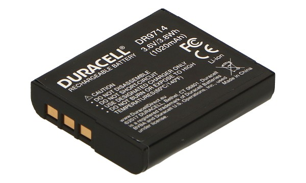 Cyber-shot DSC-WX1 Battery