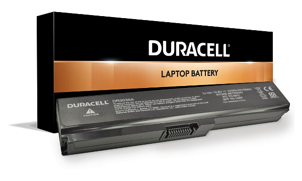 Satellite U400-23L Battery (6 Cells)