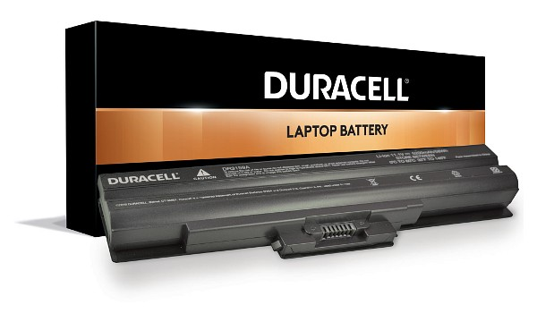 Vaio VGN-SR140 Battery (6 Cells)