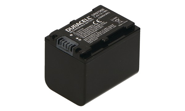 NP-FV50 Battery (4 Cells)