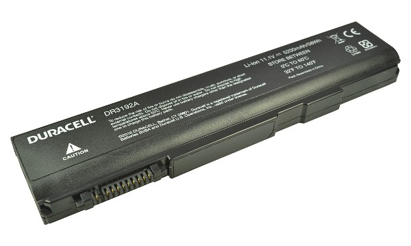 Satellite Pro S500-11C Battery (6 Cells)