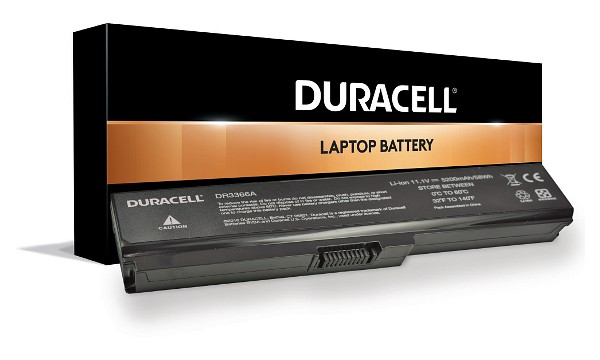 Satellite L655D-S5159RD Battery (6 Cells)