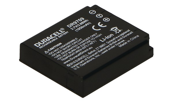 Lumix LX2K Battery (1 Cells)